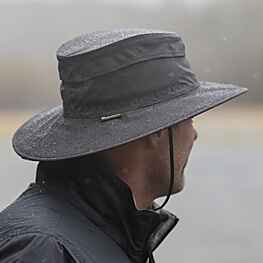 165b11a1011 Valentines Gifts For Him Sunday Afternoons. Hw Vmrh Mens White Ventilite  Waterproof Rain Hat Loading Zoom