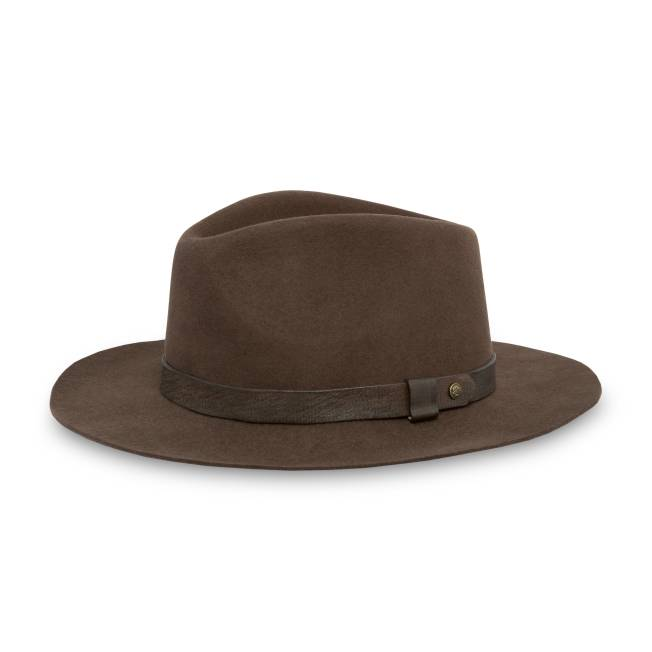 WOMEN S. FELT. Everett Hat Brown Fw18 5100px ... 8ca1e0bf9b3