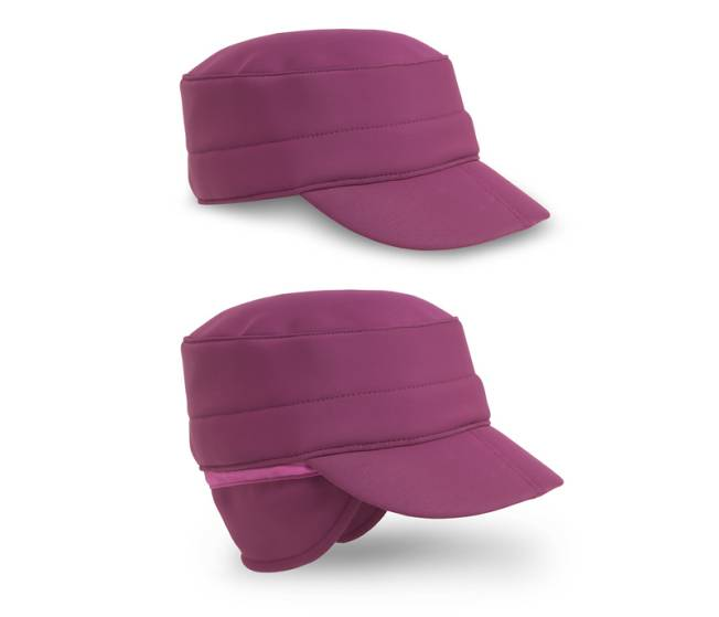 648da61f750 Winter Berry Snow Tripper Cap