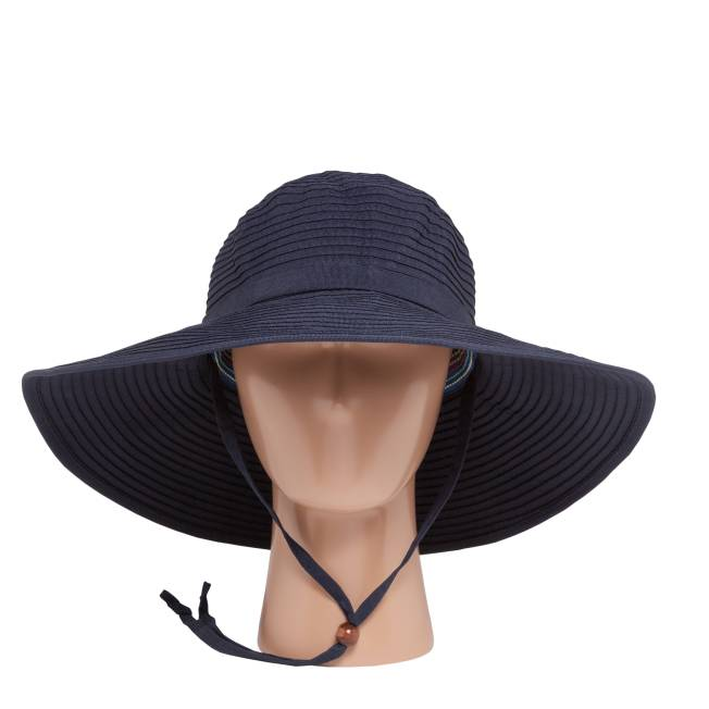 Beach Hat Navy Front Ss15 3000px